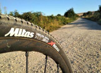 Test des pneus de gravel MITAS X-Road