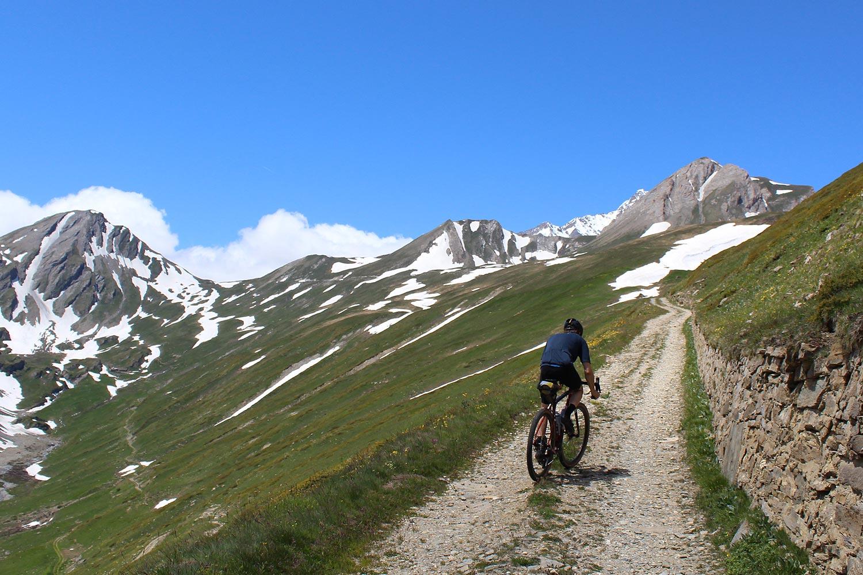 Gravel au carrefour de la Tarentaise, du Mont-Blanc et du Beaufortain