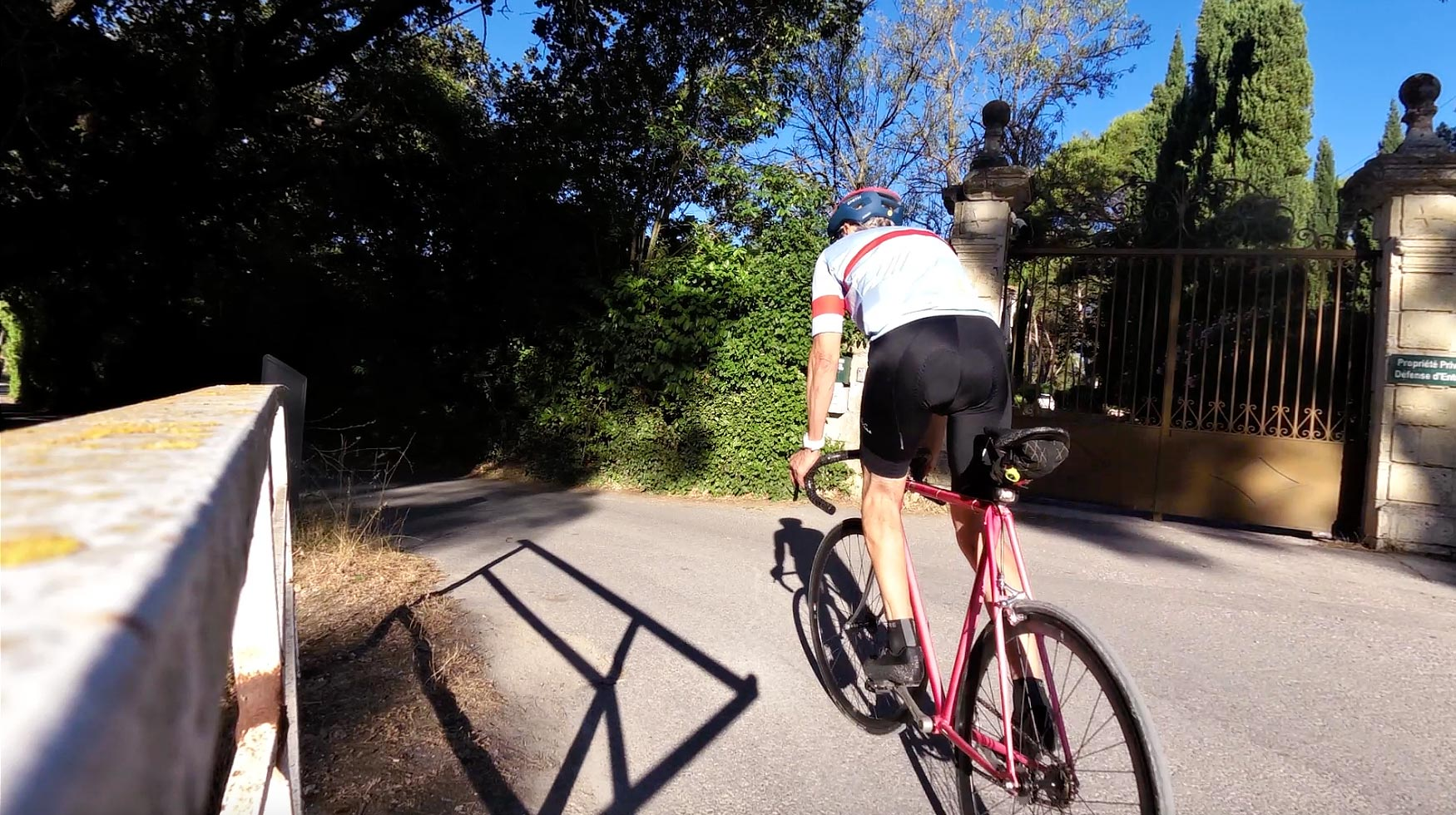 Vélo Bernard Carré Pista tendance Néo Rétro