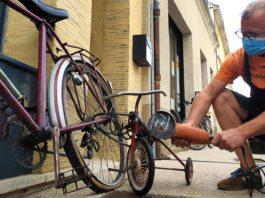 Vols de vélos comment les éviter ...