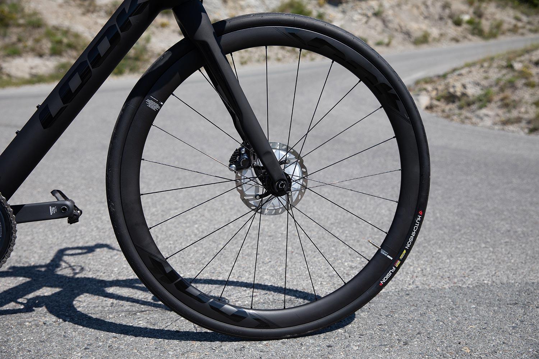 La nouvelle roue LOOK R 38 D