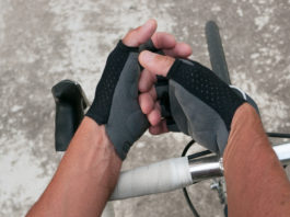 IQ36.5 Unique Gloves cycling apparel Elastic Interface Palm 3D