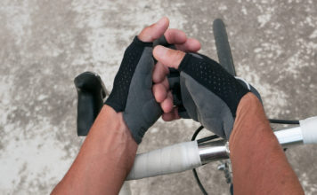 IQ36.5 Unique Gloves cycling apparel Elastic Interface Palm 3D
