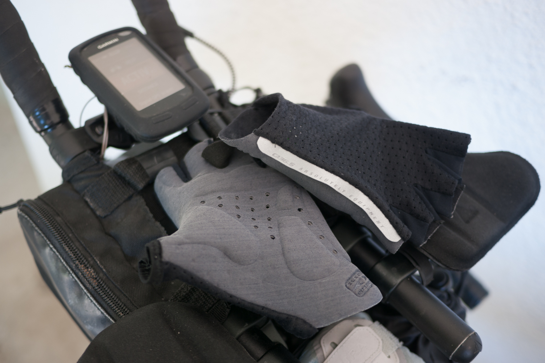Q36.5 Unique Gloves Cycling apparel Elastic Interface Palm 3D