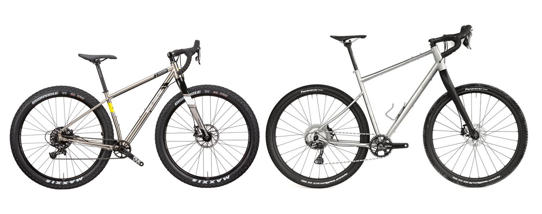 29+ titanium adventure bikes Wilier Chiru