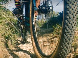 XXL Gravel tires tyres René Herse Fleecer Ridge 700X55c