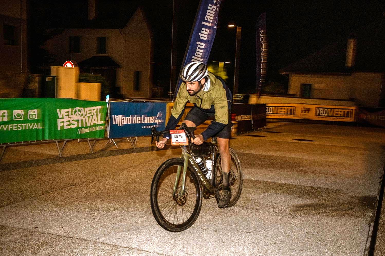 Ultra gravel Hutchinson au Vélo Vert Festival