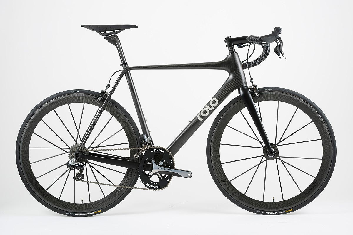 Vélos Rolo la sensation et le type de conduite sont identiques quelque soit la taille.