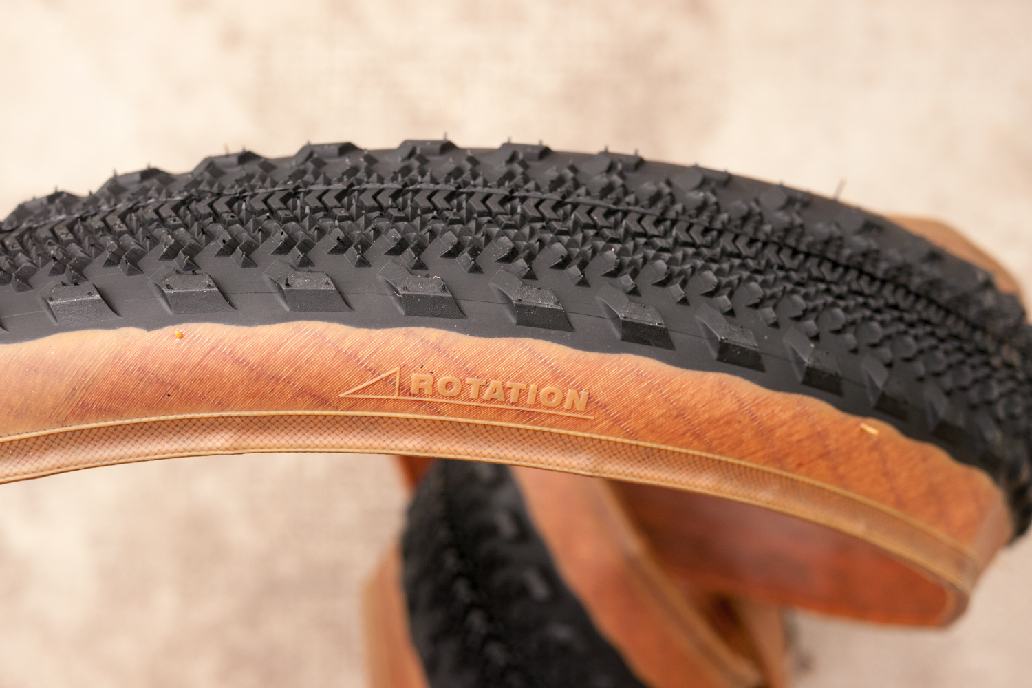 Teravail Cannonball gravel Tyres tires rotation 700X42c