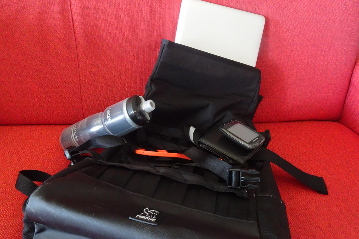 Test du sac Chrome Barrage Cargo