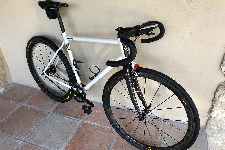Le vélo Victoire Virage de Luc Royer