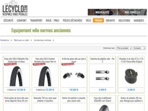 Le Cyclo.com et le néo-rétro