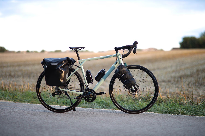 Présentation du vélo Ellipse M1