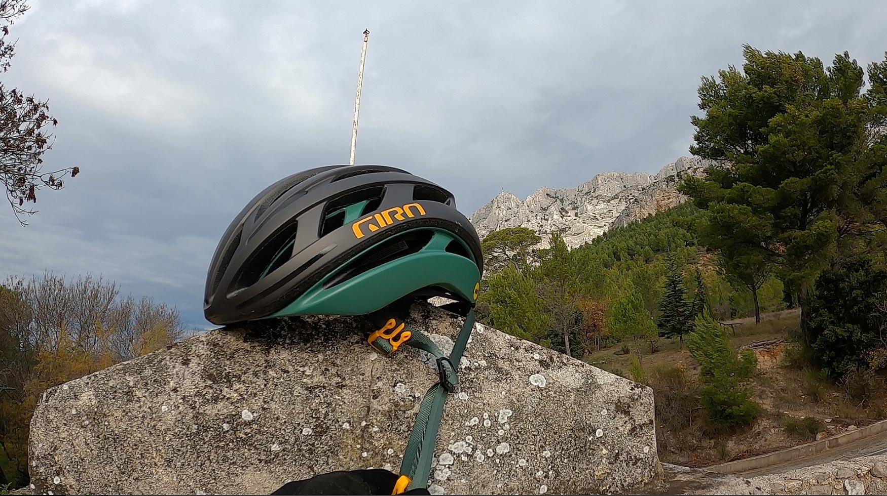 Test du casque Giro Helios