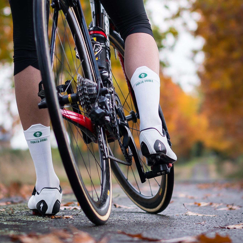 Les chaussettes de sport Pente Douce