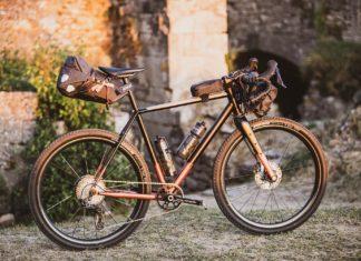 WishOne Quest un gravel taillé pour l'aventure et le bikepacking