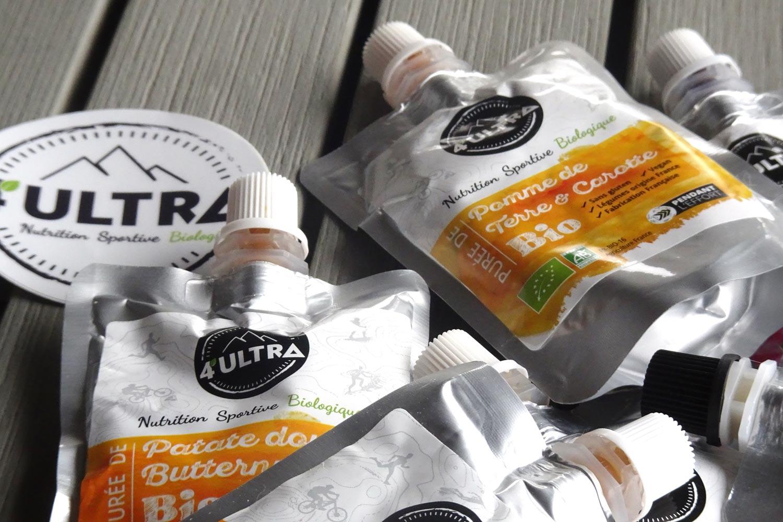Test nutrition sportive 4 Ultra