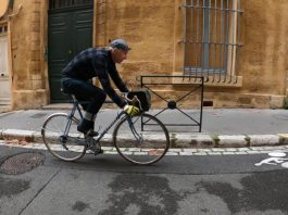 Les décalques du passé pour vélo