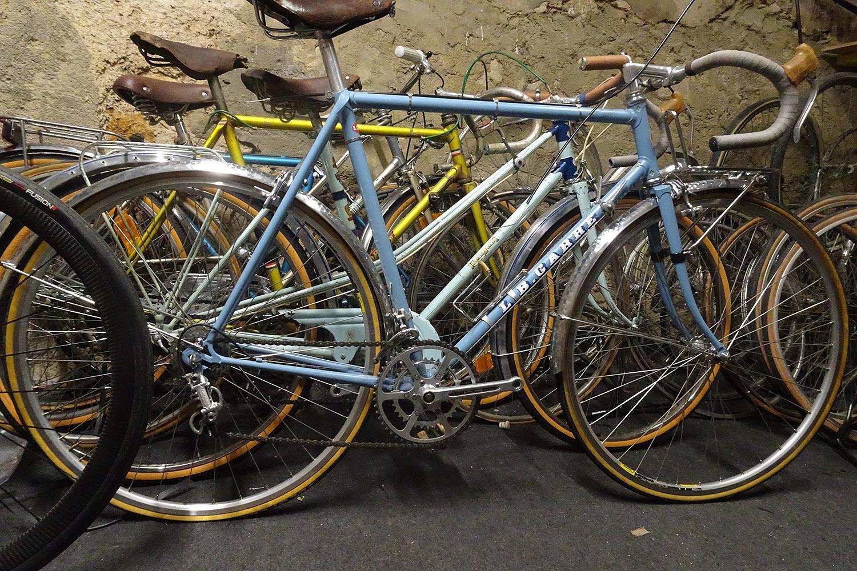 Décalques de marques de vélos