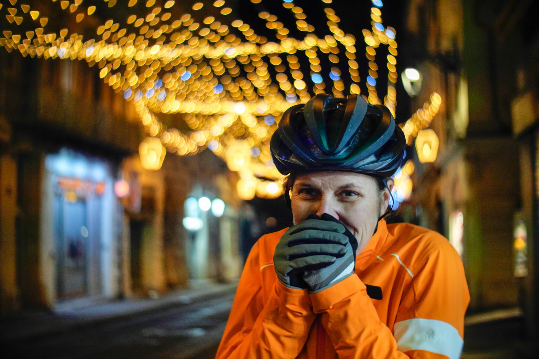 Gants Explore Reflexive Gloves Brevet cycling apparel