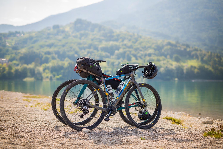 e nouveau vélo de gravel Wilier Triestina Jena