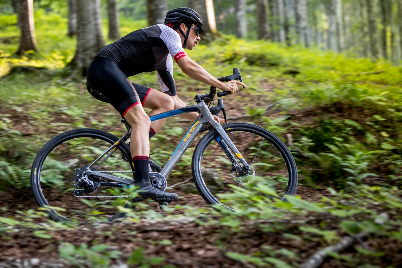 Le nouveau vélo de gravel Wilier Triestina Jena