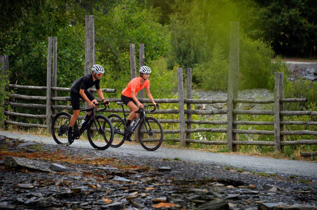 Vélo gravel longue distance