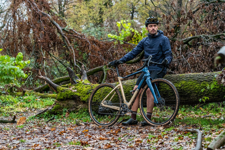 Nouveau de vélo de gravel Arcadex de Bianchi