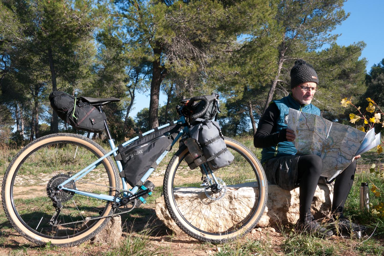 Salamandre Cycles bikepacking adventure
