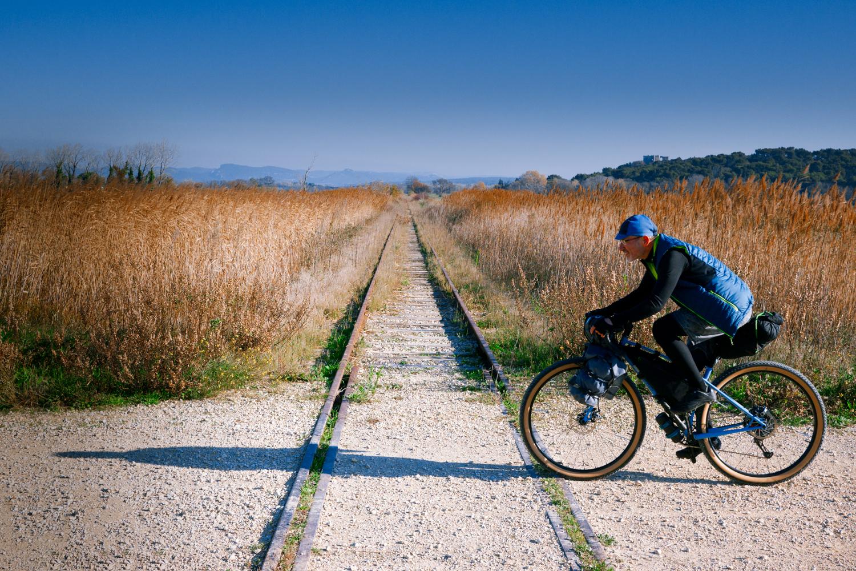 René herse fleecer Ridge Salamandre cycles 29+ Monstercross bikepacking adventure