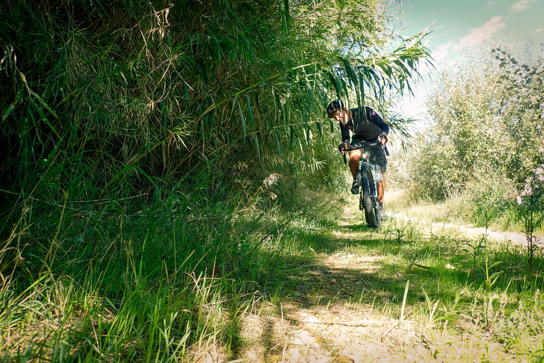 Gravel bike G-One Speed Schwalbe tyre tire