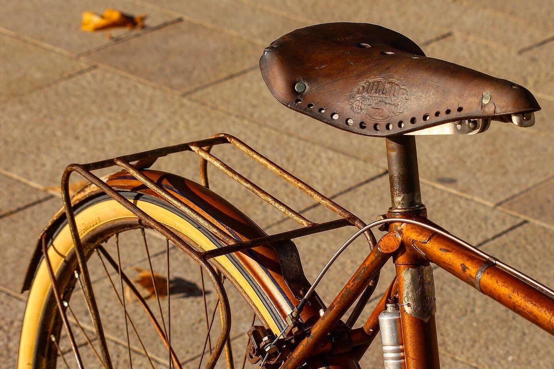 Restauration de vélos anciens le vélo e Monsieur Chandernagor