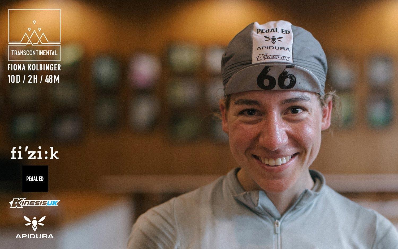 Fiona Kolbinger TCR