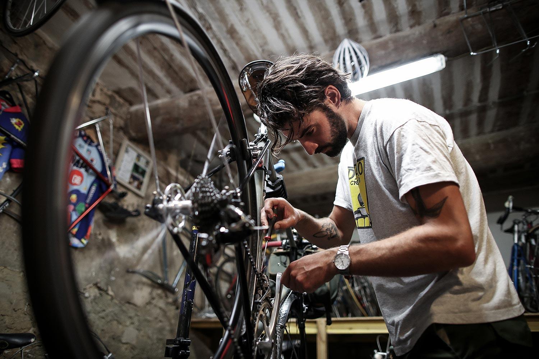 Restauration de vélos anciens Dynamo Cycles Repairs
