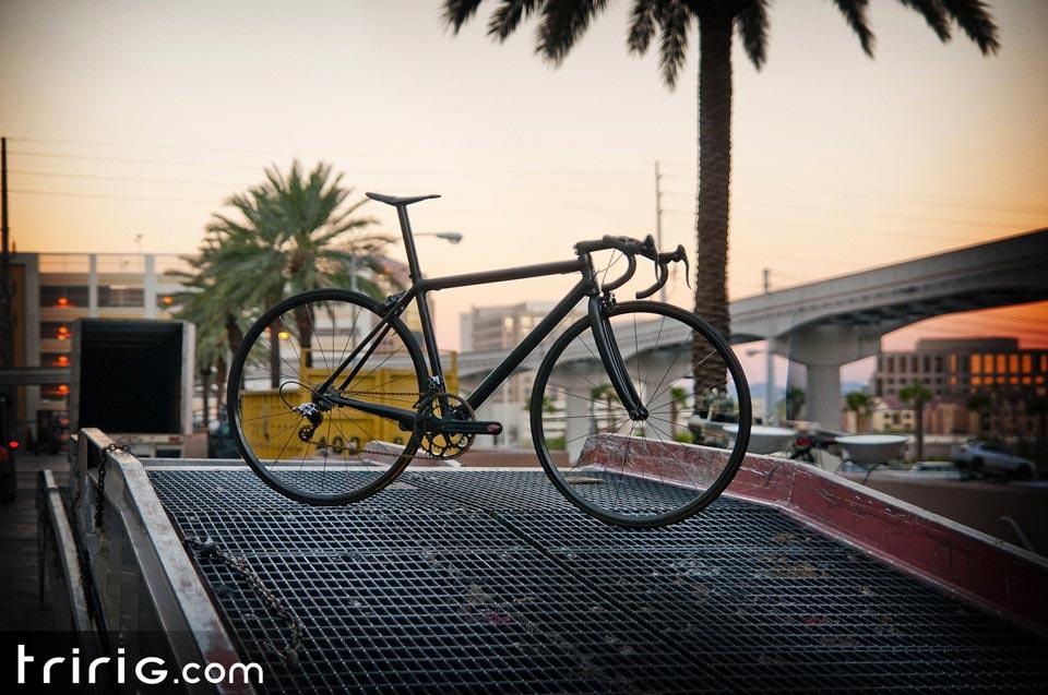 Vélos la guerre du poids
