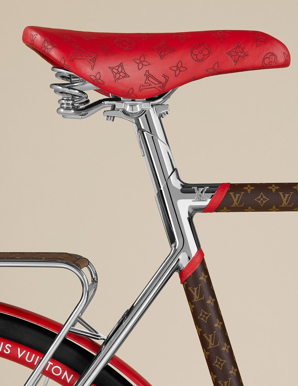 Présentation du LV Bike Louis Vuitton et cycles Tamboite