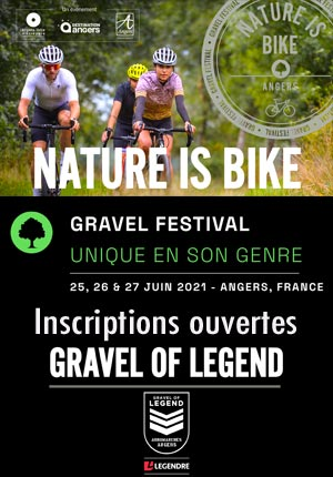 Nature is Bike gravel