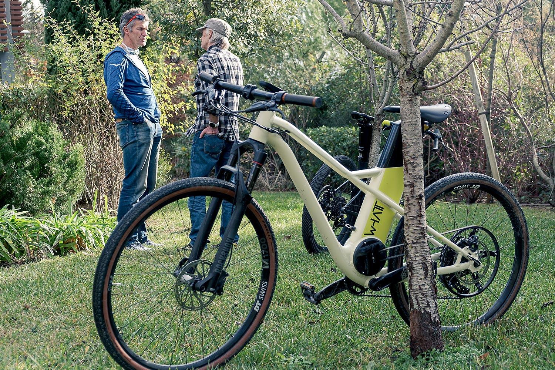 Présentation des vélos Whatt For Now