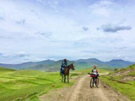 The Great Lesotho Traverse - bikepacking en Afrique du Sud