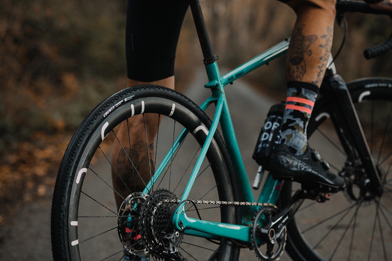 Les nouveaux pneus route et All Road de Goodyear Bicycle