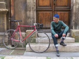 Le Patron : cycling couture