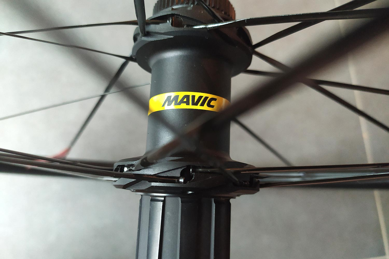 Test des roues Mavic Allroad SL Gravel