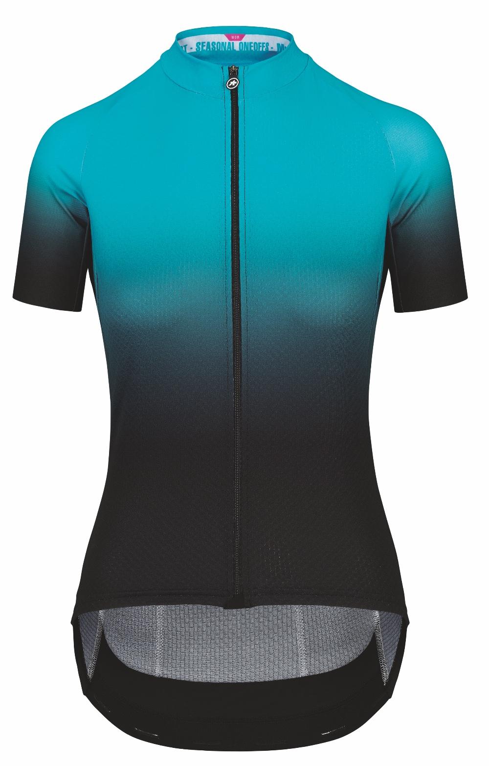 Le nouveau maillot gravel Assos Mille Shifter en version femme