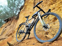 Test du pneu de gravel Schwalbe G-One Ultrabite