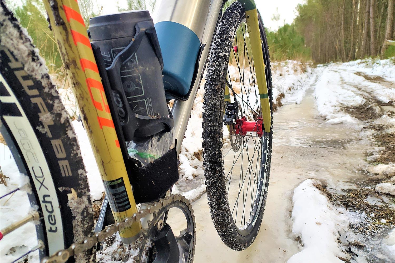 Test du pneu de gravel Schwalbe G-One Ultrabite