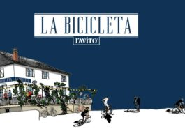 La Bicicleta Ravito