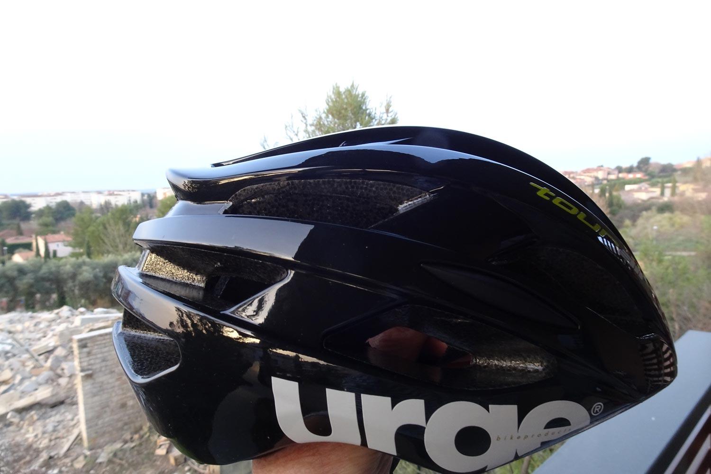 Test du casque Urge Toutair