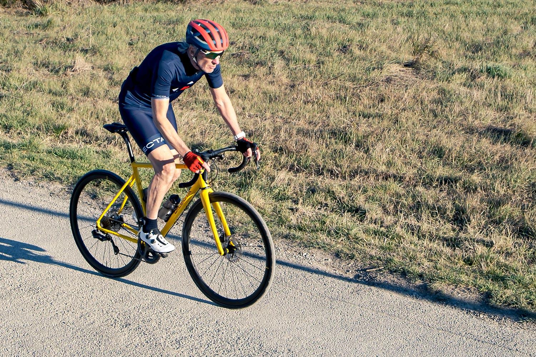 Test du vélo Dilecta Le Blanc
