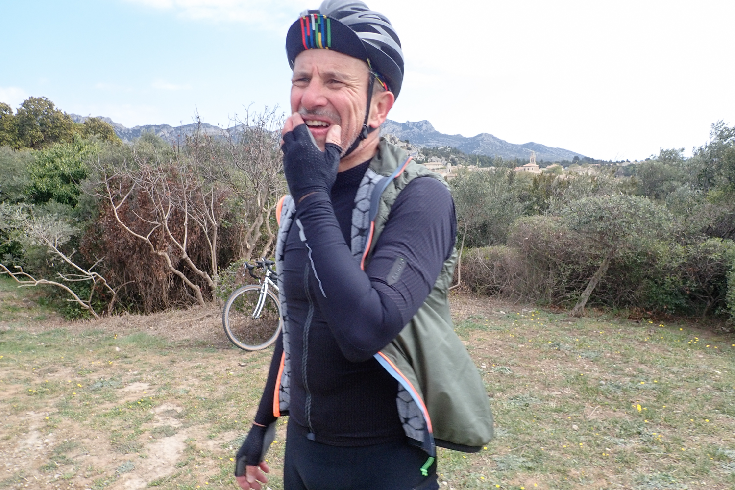 Q36.5 Isolated Adventure Vest Cycling Apparel