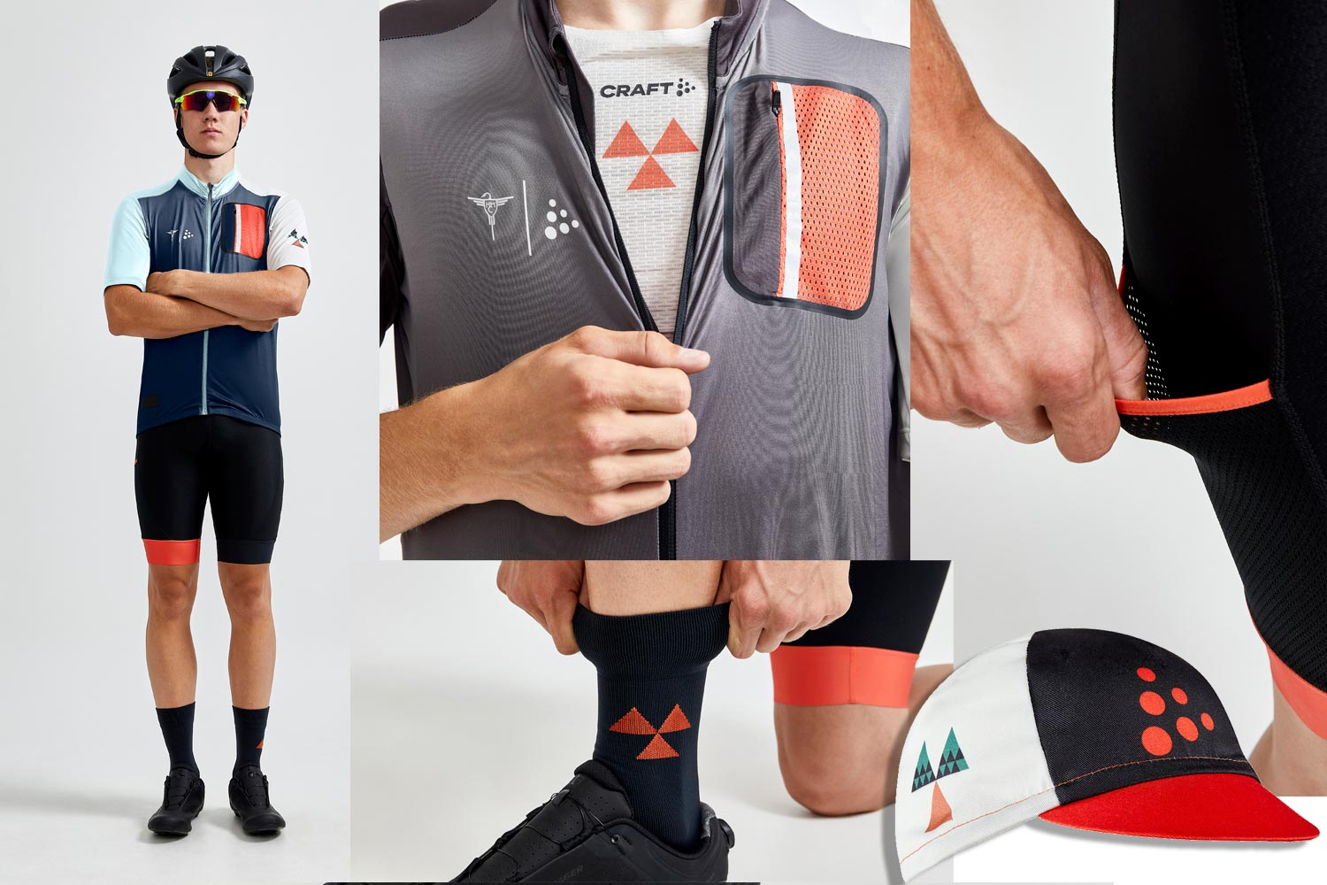 Handmade Cyclist et Craft collection capsule gravel 2021